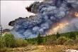 Núi lửa trên bán đảo Kamchatka hoạt động trở lại