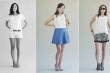 Những kiểu phối đồ với áo thun trắng cực đáng yêu