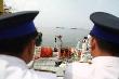 Cảnh sát biển Ấn Độ trình diễn ứng phó 'sự cố tràn dầu' ở Đà Nẵng