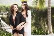 Hoa hậu Kỳ Duyên và mẹ bị 'tố' văng tục, khiếm nhã trên xe taxi