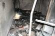 Đốt cồn nướng mực, cháy rực nhà 3 tầng