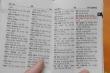 Rà soát, thu hồi 8 cuốn từ điển tiếng Việt