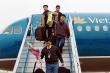 Vietnam Airlines hủy bay do ảnh hưởng của bão