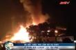 Clip: Cháy quán bar Luxury, bảo kê dọa phóng viên