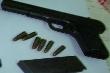Băng giang hồ dùng súng đòi nợ thuê sa lưới