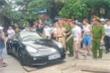 Tài xế cố thủ trong siêu xe Porsche bị phạt nặng