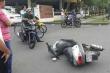 Nữ sinh viên dũng cảm bắt cướp giữa đường