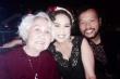 Ý Lan hát cùng mẹ Thái Thanh trong lễ mừng thọ