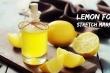 9 bí quyết 'thần thánh' chữa rạn da với chanh