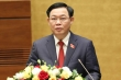 Chủ tịch Quốc hội: 'Kiện toàn nhân sự tại kỳ họp là bước chuyển giao quan trọng'