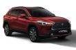 Chi tiết Toyota Corolla Cross vừa ra mắt tại Indonesia
