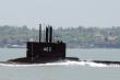 Thủy thủ tàu ngầm Indonesia mất tích chỉ còn đủ dưỡng khí trong 2 ngày