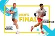 Chung kết Pháp mở rộng: Rafael Nadal hay Novak Djokovic đi vào lịch sử?