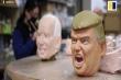 Video: Mặt nạ ông Donald Trump 'ế' khách tại Nhật Bản