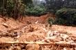 Quảng Nam: Thêm vụ sạt lở núi, 11 người mất tích, tìm thấy 3 thi thể