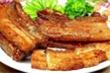Thịt ba chỉ chiên mắm, thời tiết nào ăn cũng ngon