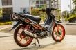 'Xe cỏ' Yamaha Sirius độ cực độc của dân chơi Sài Gòn