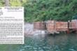 Hàng loạt công trình xây dựng chui trên vịnh Hạ Long: Dừng thi công 2 dự án