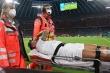 EURO 2020: Spinazzola chấn thương nặng, ôm mặt khóc nức nở