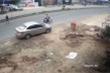 Truy tìm người đàn ông trộm ô tô giữa ban ngày ở Bình Dương