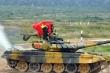 Đội tuyển xe tăng Việt Nam lọt vào chung kết Tank Biathlon