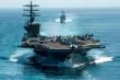 Ông Biden: Mỹ phải bảo vệ tự do hàng hải ở Bắc Cực và Biển Đông