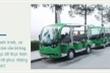 Xe điện Tùng Lâm và hành trình lăn bánh
