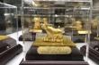 Thị trường ngày vía Thần Tài 2021: Trâu vàng đủ loại hút khách