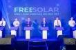 Tập đoàn Sơn Hà ra mắt điện mặt trời áp mái FreeSolar