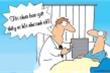 Bệnh nhân hỏi một câu, bác sĩ giật mình