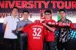 Bundesliga University Tour khuấy động không khí tại Đại học Kinh tế