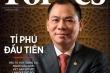 Ngày Doanh nhân Việt Nam: 50 người Việt giàu nhất sàn chứng khoán bằng thu nhập của 4,3 triệu người