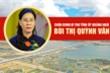 Infographic: Chân dung nữ Bí thư Tỉnh ủy đầu tiên của Quảng Ngãi