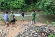 Lội qua suối, người đàn ông ở Quảng Ngãi bị lũ cuốn thiệt mạng