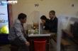 Độc đáo vách ngăn phòng, chống dịch COVID-19 ở các quán ăn Hà Nội