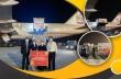 Hayat-Vax - vaccine COVID-19 sản xuất tại UAE đã về tới sân bay Quốc tế Nội Bài