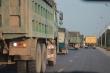 CSGT xử lý nhiều xe cơi nới thành thùng trên quốc lộ ở Quảng Ninh