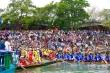 Mãn nhãn lễ hội đua thuyền lần đầu tổ chức tại Phong Nha
