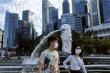 COVID-19: Singapore ghi nhận thêm 407 ca nhiễm mới