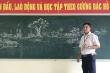Ảnh: Tranh vẽ bằng phấn trắng trên bảng đen của thầy giáo Thanh Hóa gây 'bão mạng'