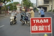 Hà Nội vẫn tiếp tục duy trì 22 chốt kiểm soát ra, vào thành phố