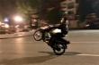 Hà Nội chỉ đạo xử lý nghiêm 'quái xế' đua xe bất chấp lệnh cách ly