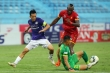 Rimario đá hỏng phạt đền, Hà Nội FC để đội bóng bầu Đệ cầm chân ở Hàng Đẫy