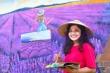 Ảnh: Làng bích họa độc đáo giữa núi rừng Quảng Ngãi