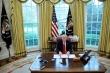Tổng thống Trump lần đầu tiên rời Nhà Trắng sau 1 tháng