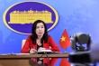 'Sức khỏe cán bộ ngoại giao Việt Nam mắc Covid-19 tại Pháp đã ổn định'