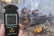 Cháy rừng gần Chernobyl,  hàm lượng phóng xạ tăng 16 lần so với bình thường