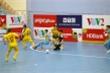Futsal HDBank VĐQG 2020: Sahako ngược dòng giữ ngôi đầu