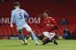 Man Utd mất quả phạt đền trong trận hòa Man City