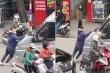 Vượt đèn đỏ gây tai nạn, tài xế ô tô nhấn ga đẩy lùi nạn nhân để bỏ chạy